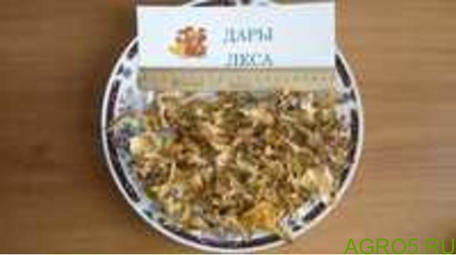 Лисички сушёные с Алтая ( в полотняных мешочках)