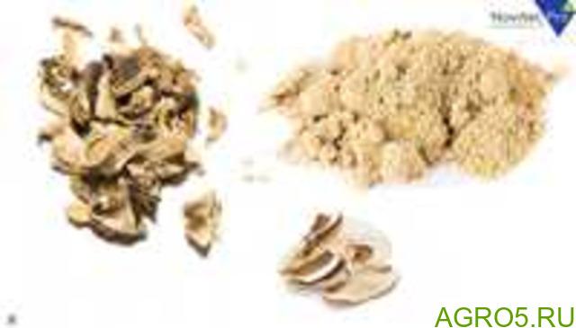 Грибы сушеные (шампиньоны, вешенка, шиитаке)