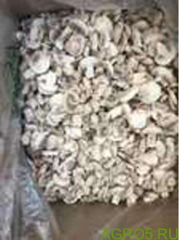 Шампиньоны резаные