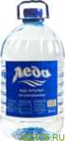 Вода питьевая и минеральная