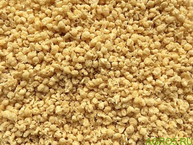 Текстурат гороховый, пшеничный, кукурузный