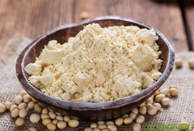 Изолят соевого белка, клетчатка гороховая, пшеничная, соевая