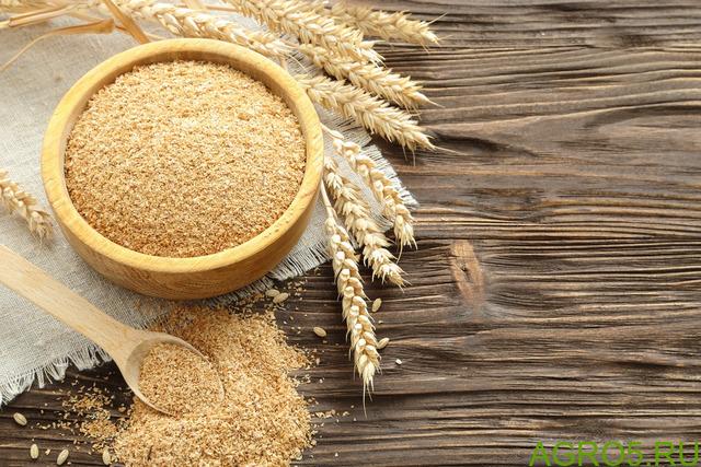 Пшеничная клетчатка (волокна)