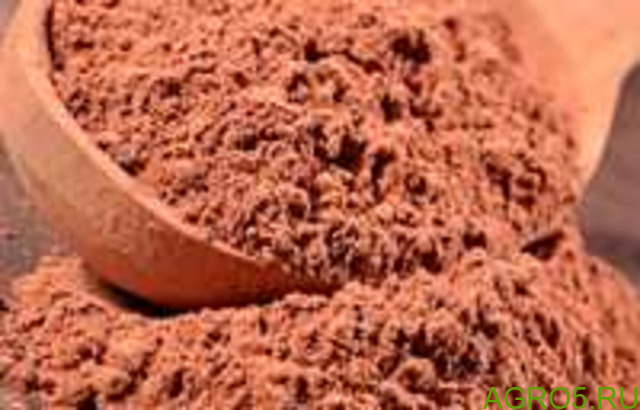 Какао-порошок премиум класса Barry Callebaut 10-12