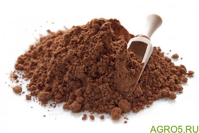 Какао порошок (натуральный алкализованный)