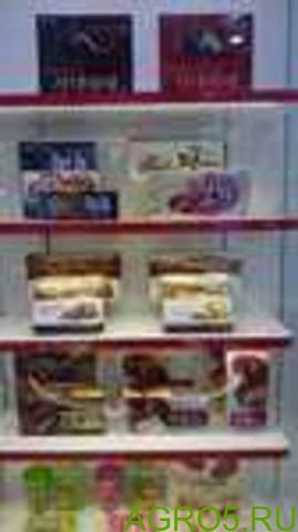 Палочки в шоколаде с орехами, дрим кейк (чоко пай)