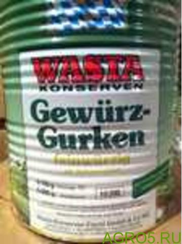Огурцы маринов., Германия