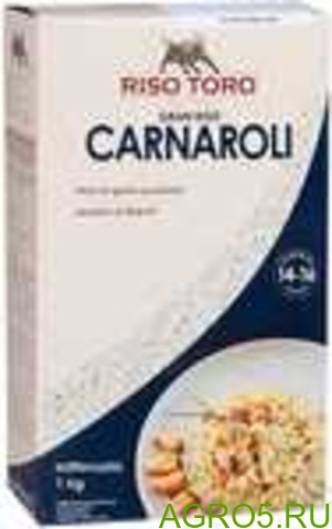 "Рис Карнароли ""Toro"" (1,000 кг/1,070 кг)"