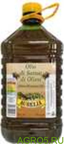 Масло оливковых выжимок Aurelia пл.б. (4,758 кг-5л)