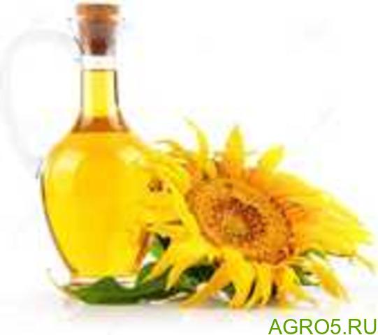 Экспорт масло подсолнечное, рапсовое, льняное оптом