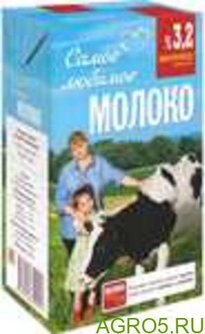 Молоко Самое Любимое 3.2%