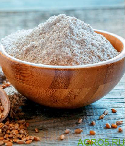 Мука пшеничная хлебопекарная ГОСТ, ТУ