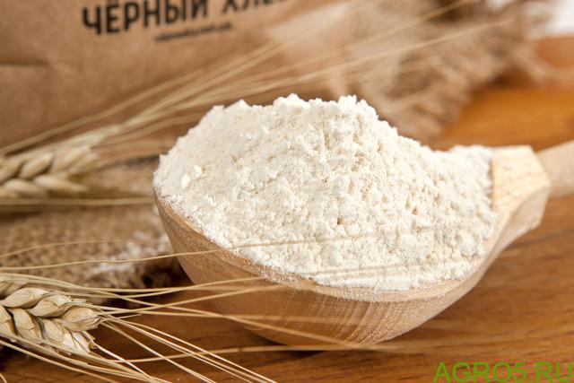 Мука пшеничная 1 сорт, в/с