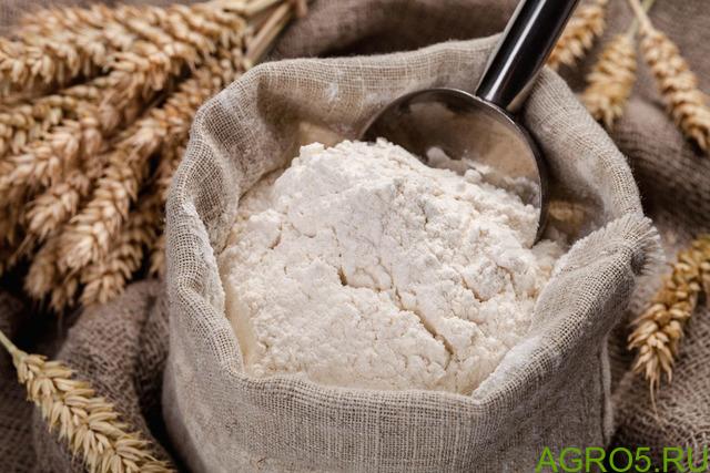 Мука пшеничная высший и первый сорт ГОСТ