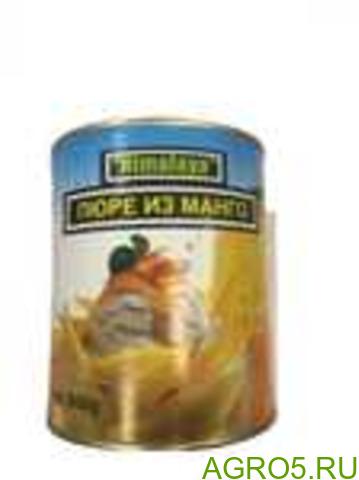 Пюре из манго 450 г