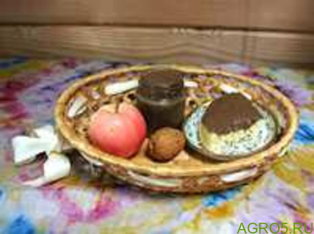 Паста грецкого ореха, 5кг, урбеч, от производителя