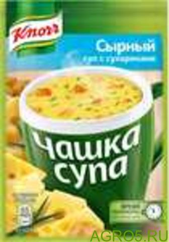 Суп Knorr Чашка супа куриный с лапшой 13г/шт