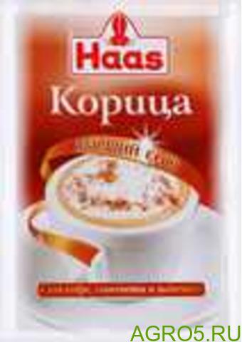 Корица Haas высший сорт 8г/шт