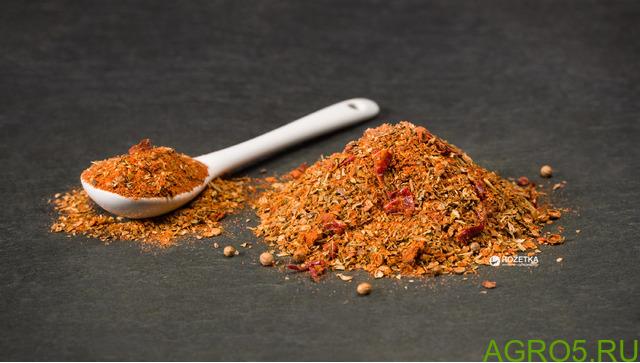 Смеси специй для шашлыка и колбасок для жарки