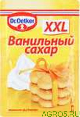 Ванильный сахар Dr.Oetker XXL 40г/шт