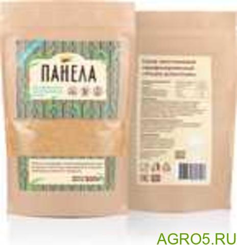Панела (panela) сахар, выпаренный сок сахарного тростника