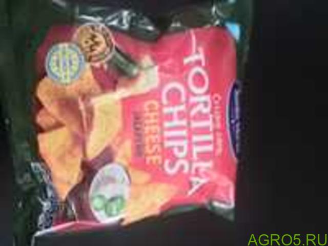 Кукурузные чипсы начисы