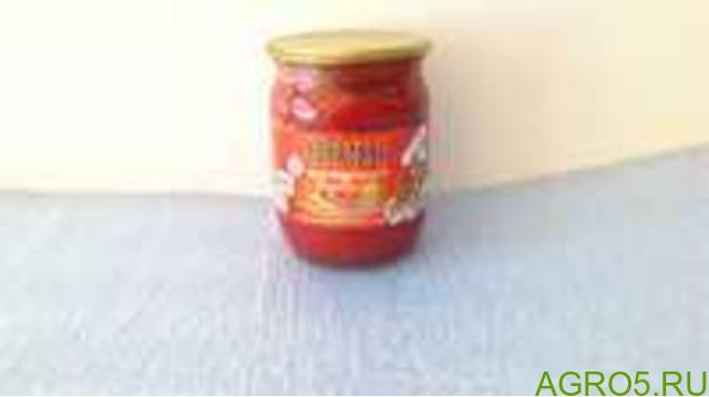 Томатный соус Острый