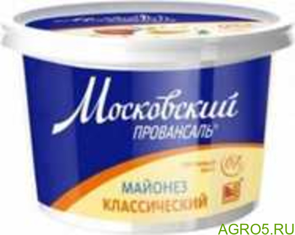 Майонез МЖК 5 кг. 67