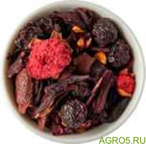 Чай фруктовый Сочный Гранат