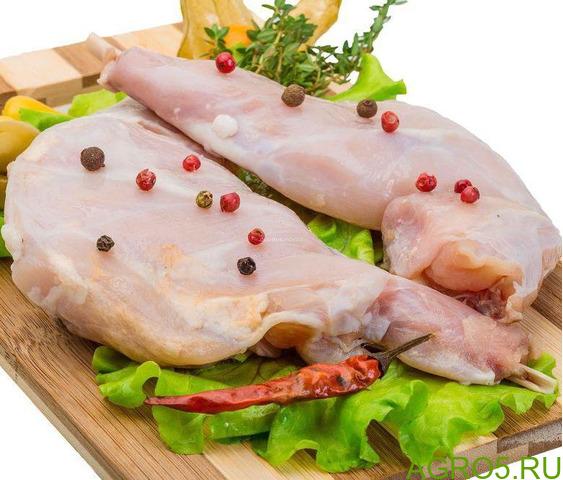 Домашнее мясо кролика