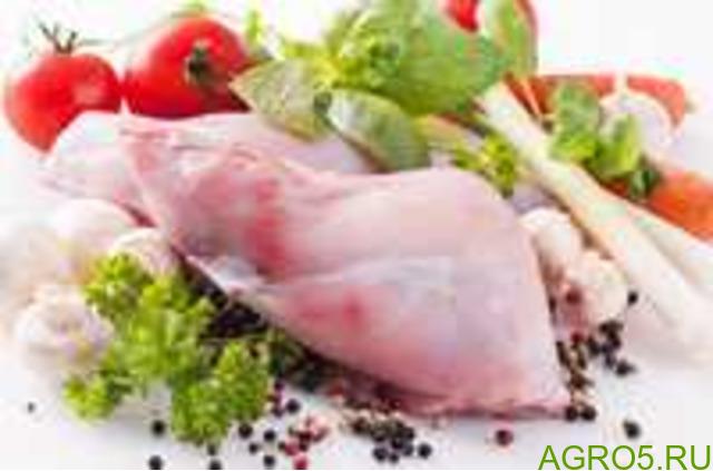 Фермерское мясо кролика (деликатесная крольчатина)