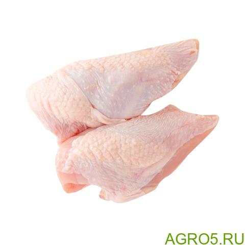Окорочок бескостный из мяса цыпленка бройлера, подложка