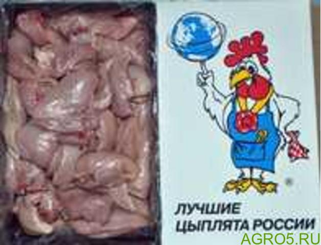 Охлажденная куриная продукция