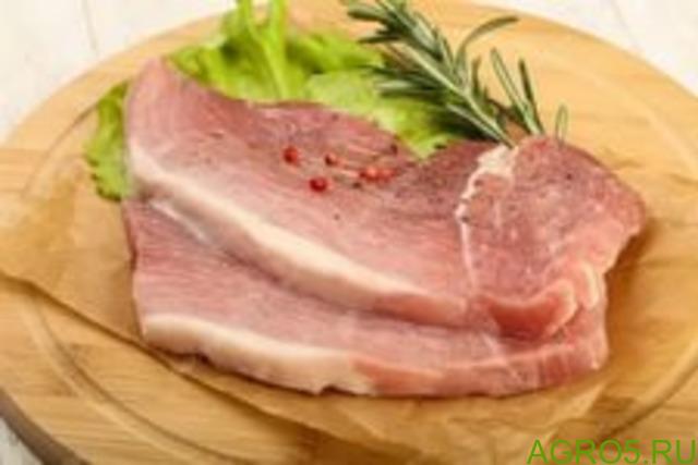Свинина окорок, карбонад б/к