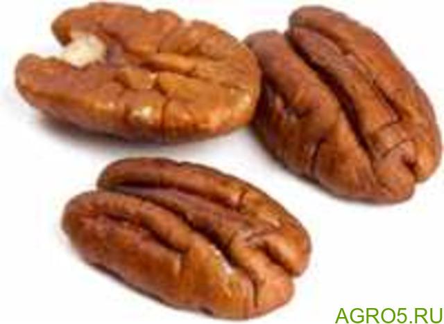 Орех пекан очищенный от скорлупы