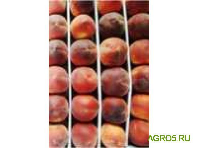 Персики свежий