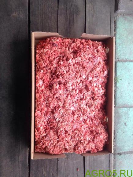 Мясо для собак оптом от производителя
