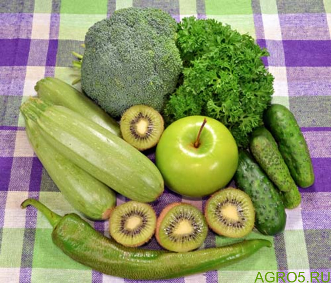 Продажа свежих овощей