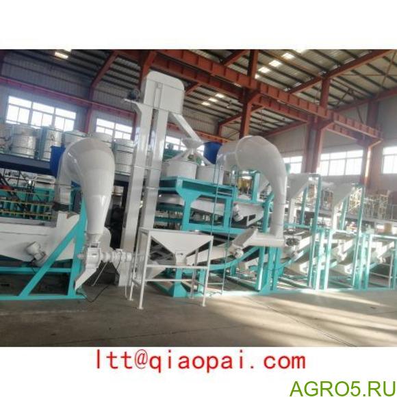 Оборудование для очистки,шелушения и сепарации семян подсолнечника ТFKH-1500